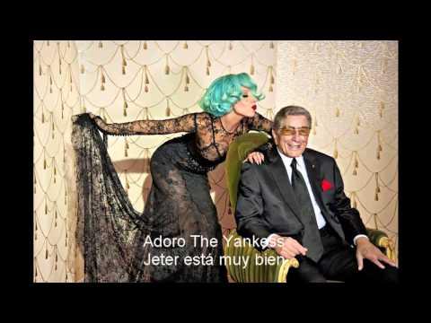 Tony Bennett Ft. Lady Gaga - The Lady Is A Tramp (subtitulada En Español)