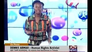Sex Tape Scandal - Joy News Interactive (8-8-14)