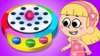 Bolitas Bailarinas para Aprender Colores y más Diversión para Niños | Campo Infantil