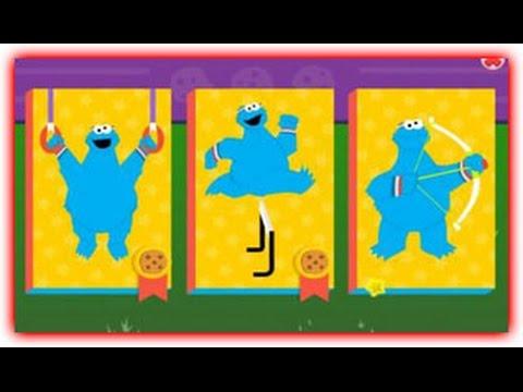 Sesame Street Games - The Cookie Games - PBS Kids Games