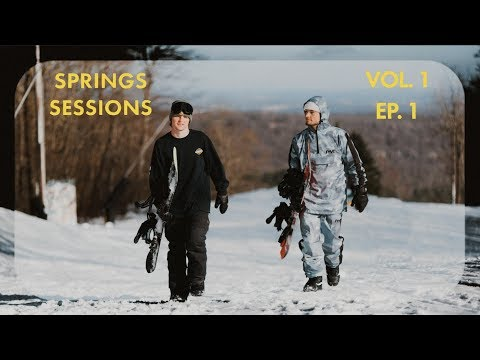 SPRINGS SESSIONS: Vol. 1 Ep. 1