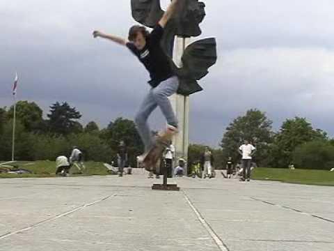 BLING BLING 2002 By Stoba Poland Szczecin 1st Skateboard Video SV