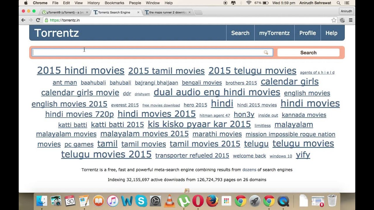 how to download movies from u torrenz com free