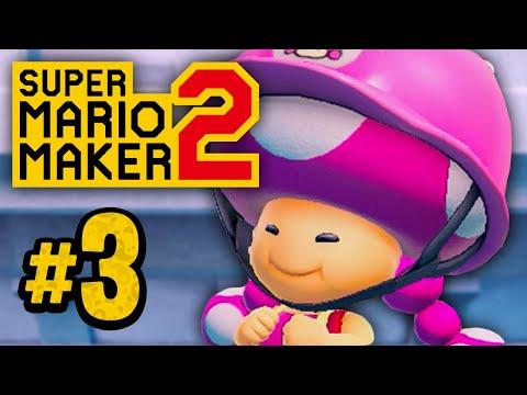 Story Mode: Coo-tastrophe - Super Mario Maker 2 #3