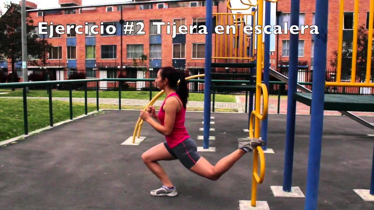 Entrenamiento no 5 ejercicio rutina para pierna for Para desarrollar un parque ajardinado