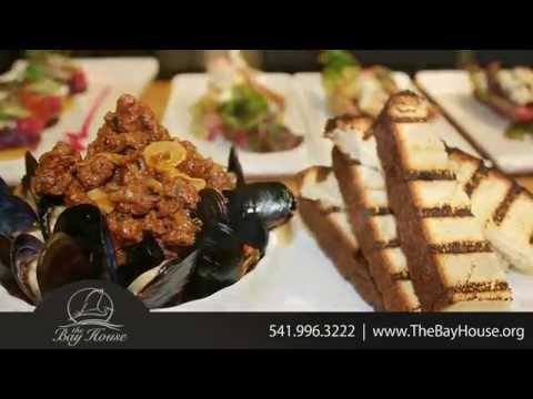 Restaurants In Lincoln City Oregon - The Bay House - 541-996-3222