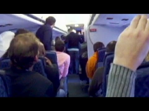 Flight Attendant Rant on Crashing, 9/11