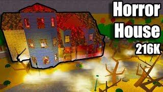 Haunted horror House • Roblox: Bloxburg • 216K