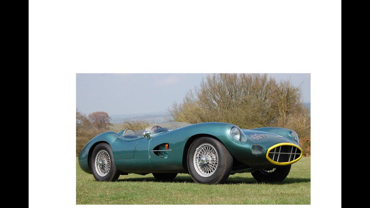 1957 Aston Martin >> 1957 Aston Martin DBR2 LeMans - YouTube