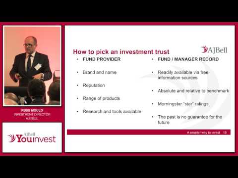 Focus on Investment Trusts Investor Seminar: Russ Mould