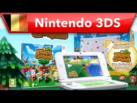 Animal Crossing: New Leaf - Pub TV (Nintendo 3DS)