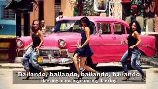 Enrique Iglesias Bailando Dance Collection W English Spanish Lyrics