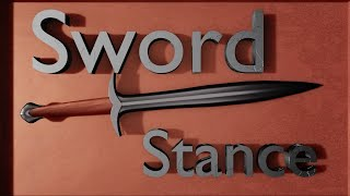 29) Sword Stance 001 - Pastor Warren McNeil - 24 September 2020