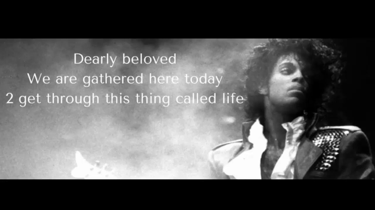 Image result for prince this thing called life