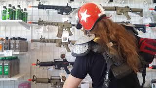 Rad Chat Lancer Tactical Airsoft & 801Airsoft