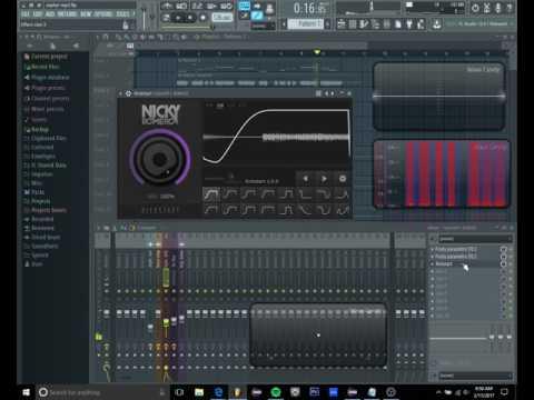 FL Studio: Madeon - Zephyr (SaaT & Ferran Remake FLP + Walkthrough)