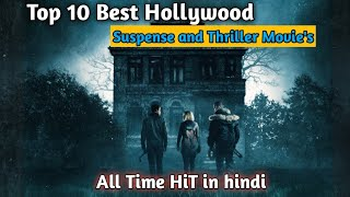 Top 10 Best Hollywood Mystery And Thriller Movies in Hindi by Movie squad