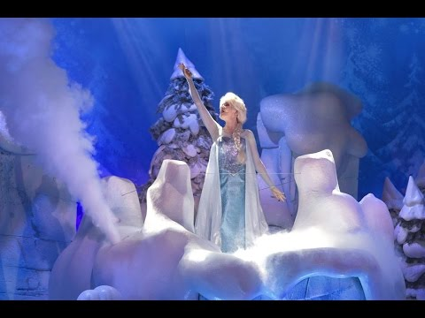 f te givr e chantons la reine des neiges disneyland paris frozen sing along youtube. Black Bedroom Furniture Sets. Home Design Ideas