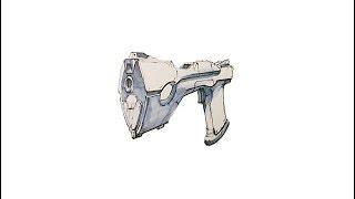 Speed Sketch #007 SF Pistol