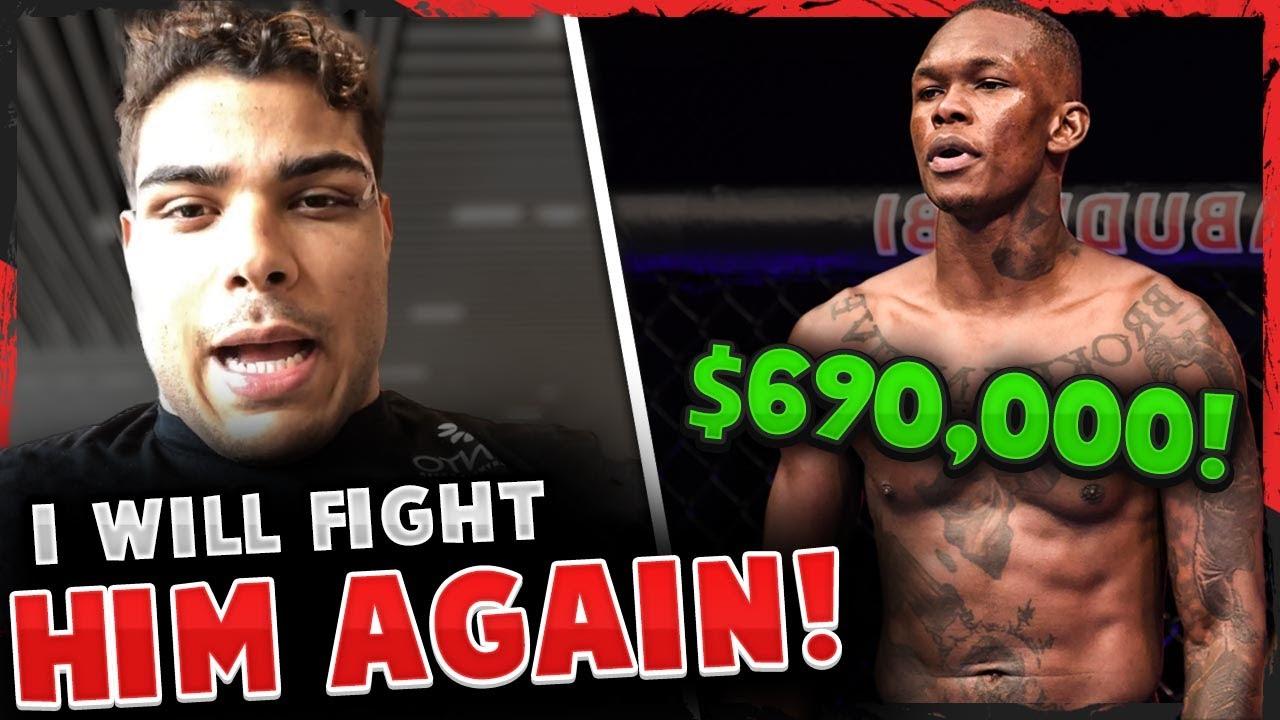 UFC 253 Fighter Salaries REVEALED, Paulo Costa speaks on his TKO loss to Israel Adesanya, Jon Jones