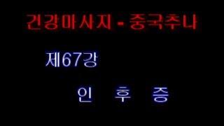 (건강마사지 - 중국추…