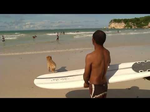 MACAO BEACH SURFING
