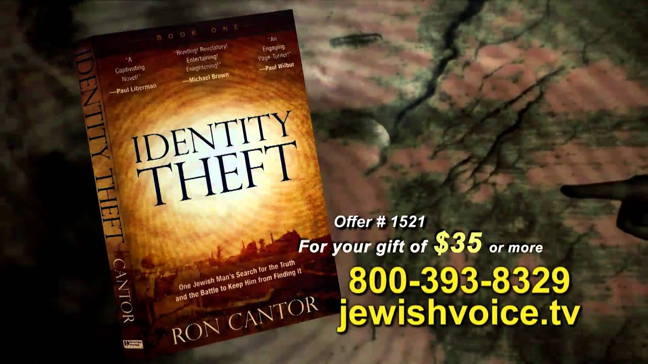 The Greatest Identity Theft of All Time 