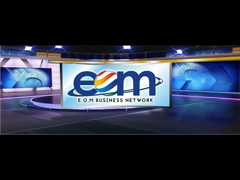 EOM BUSINESS NETWORK 11-08-2017, CARITAS, MEGAPLUX, MAO ELECTRICAL, RITE FOODS,