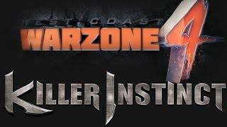 West Coast Warzone 4 Killer Instinct Finals & Championship