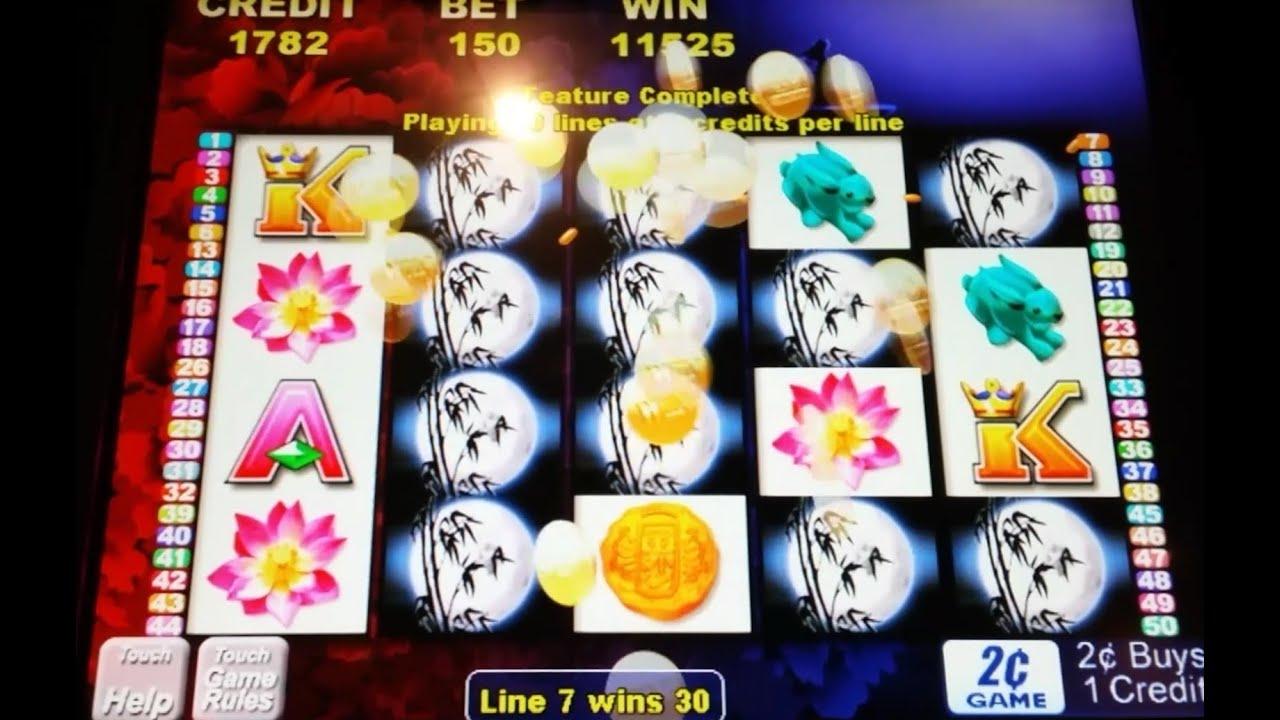 Moon Festival Slot Machine