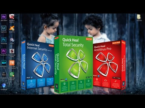 Use Any Quick Heal Antivirus For Lifetime Free 1000% Guarantee By Infinity Gyan In Hindi