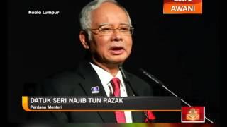 Saya tidak sendirian dalam kejayaan Malaysia-Najib