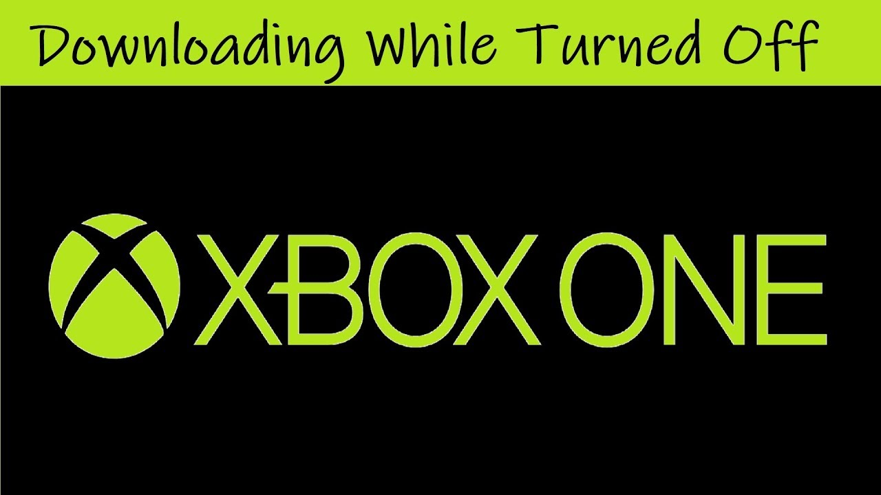 Does the Xbox One download games while off? - Xbox One
