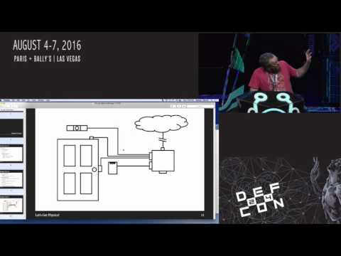 DEF CON 24 - Ricky 'HeadlessZeke' Lawshae - Network Attacks