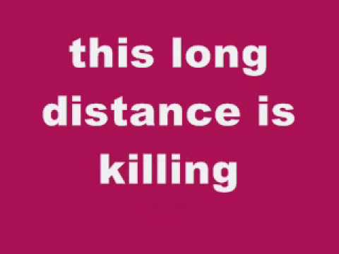Brandy - Long Distance (Lyrics)