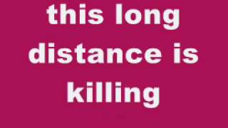 Brandy - Long Distance (Lyrics)