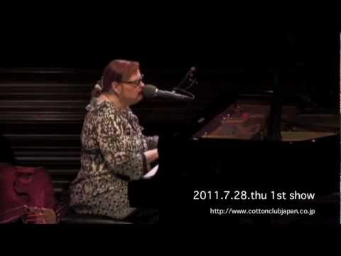 DIANE SCHUUR : Cotton Club 7.28thu.2011