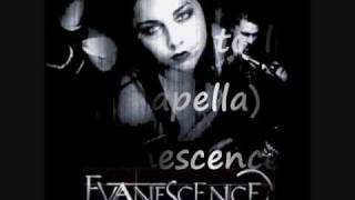 Bring me to life (acapella) Evanescence
