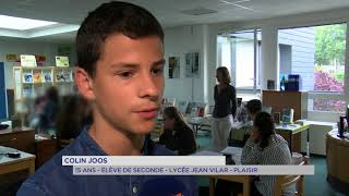 Web-Radio : des lycéens derrière le micro