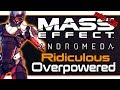[UPDATED] The Most Ridiculous OP Build For Mass Effect Andromeda Patch 1 08!