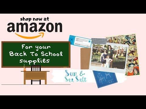 amazon-unboxing:-happy-school-year-kit!