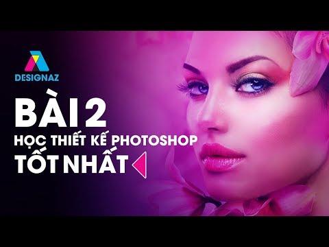 Bài 2, Học Thiết Kế Photoshop, Khai Giảng Lớp Học Photoshop