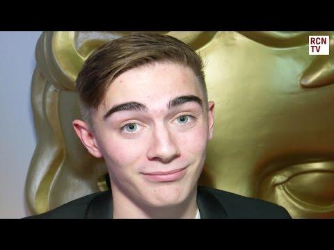 Nick James Interview Hank Zipzer & BAFTA Children's Awards