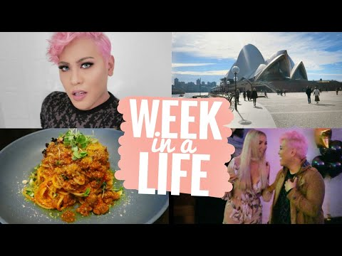 I AM IN SYDNEY | PARTYING ALONG OXFORD STREET