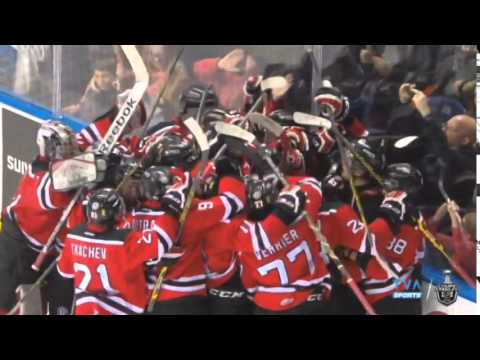 L'ESPRIT SPORTIF - Remparts: Prochain défi Moncton-- Cardio-Trampoline- Concours ProHockey