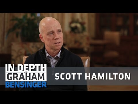 Scott Hamilton: No plans to treat brain tumor