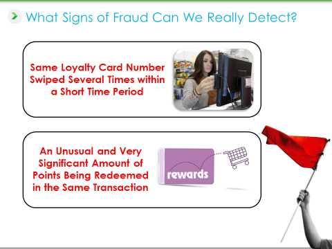 Fighting Fraud among Loyalty and Gift Card Programs