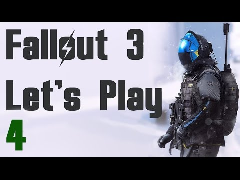 Fallout 3 lets play - Part 4 Museum of Technology (Commentary, Walkthrough)