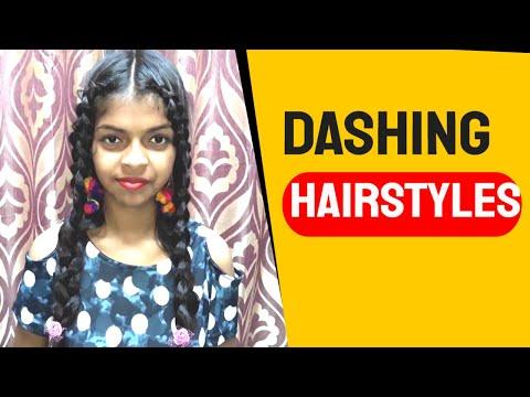 self-hairstyles-for-girls.-dashing-hairstyles.-easy-hairstyles.-beautiful-hairstyles.hairstyles