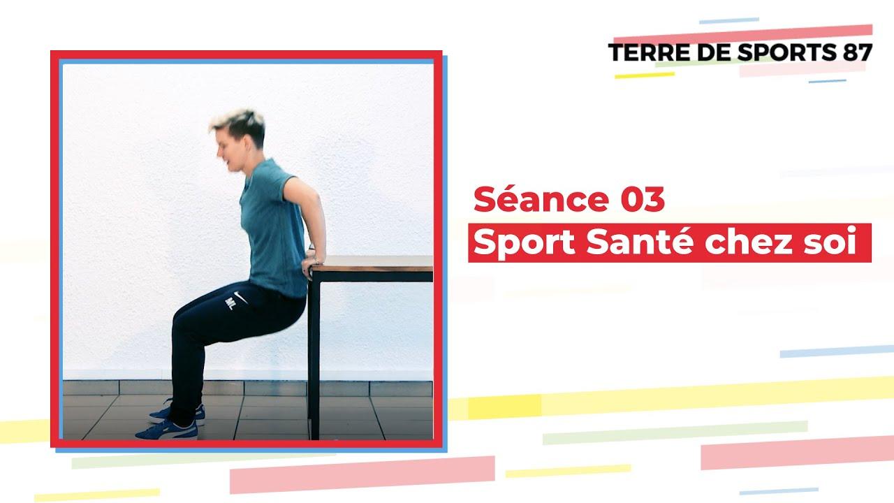 Sport santé - séance 03